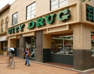 City Drug Deconstruct, Fort Collins, CO